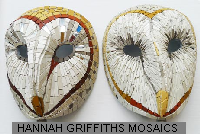 For all things mosaic, commissions workshops etc please contact Hannah