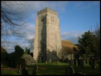 AldingtonKent - St Martins church