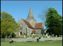AlfristonEastSussex - St Andrews church