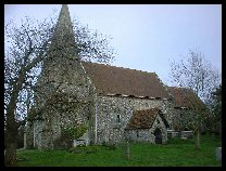 ArlingtonSussex - St Pancras church
