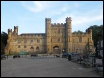 BattleSussex - The Abbey Gates