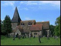 BeckleySussex - All Saints Church