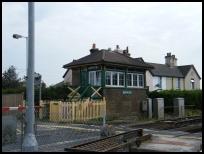 BerwickEastSussex - The railway station