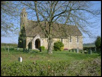 BlackhamSussex - All Saints church