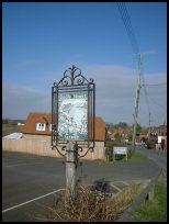 BodleStreetEastSussex - The village sign
