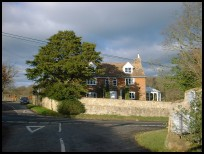 BonningtonKent - The cross roads