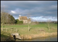 BonningtonKent - St Rumwolds church