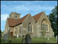 BrastedKent - St Martins church
