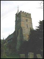 BrenchleyKent - All Saints church