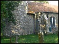 BrenzettKent - St Eanswyth church