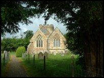 BrightlingEastSussex - St Thomas à Becket church