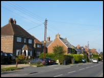 BroadOakEastSussex - Down the hill to Mayfield