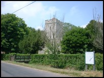 BurmarshKent - All Saints church