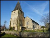 BuxtedEastSussex - St Margaret the Queen