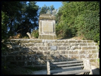 CadeStreetEastSussex - The Monument to Jack Cade