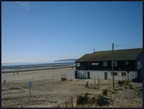 CamberSussex - The magnificent sandy beach