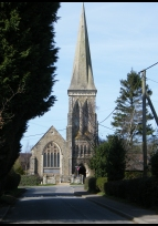 CatsfieldEastSussex - The New Church is now a house