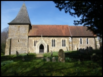 CatsfieldEastSussex - St Laurence church
