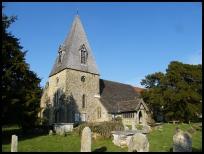 ChaileyEastSussex - St Peters church