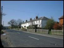 ChiddingstoneCausewayKent - The village