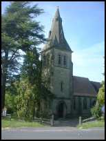 ColemansHatchSussex - Holy Trinity church