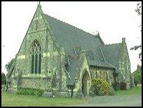 CoxheathKent - Holy Trinity church