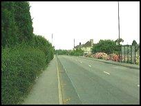 CoxheathKent - The main road