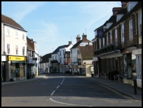 CranbrookKent - The road to Benenden