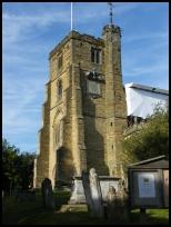 CranbrookKent - St Dunstans church