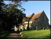 CrowhurstEastSussex - St George church