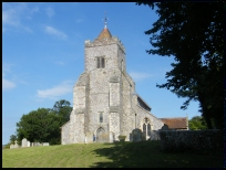 St Peters church (Firle East Sussex)