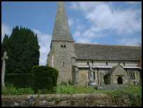 St Andrew & St Mary the Virgin church (Fletching East Sussex)