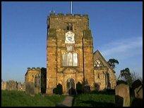 St Marys church (Goudhurst Kent)