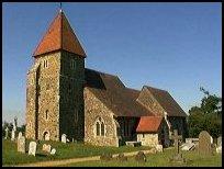 The Ancient church.