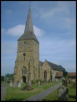 St Mary the Virgin church (Hartfield East Sussex)
