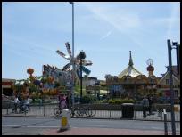 Fun fair onHastings seafront
