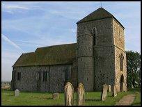 St Marys church (Kenardington Kent)