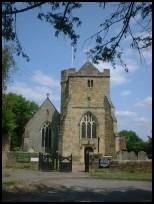 St Marys church (Newick East Sussex)