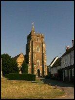 St Mary the Virgin (Rolvenden Kent)