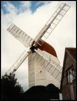 RotherfieldSussex - Argos HillWindmill 1985