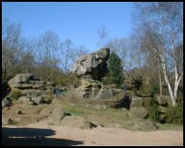 The Toad Rock