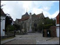 St Marys church (Rye East Sussex)