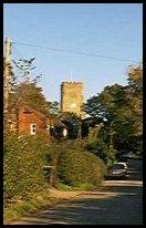 St. Mary the Virgin church (Salehurst East Sussex)