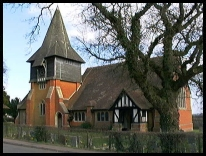 St Peters church (Stonegate East Sussex)