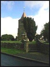 St Marys church (Ticehurst East Sussex)