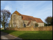 St Marys church (Udimore East Sussex)