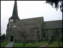 St Peter & St Paul church (Wadhurst East Sussex)