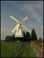 Woodchurch windmill (Woodchurch Kent)